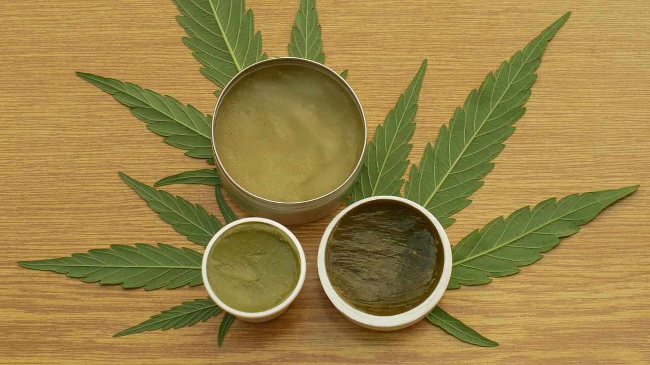 cbg oil and cbd oil with cbd creams